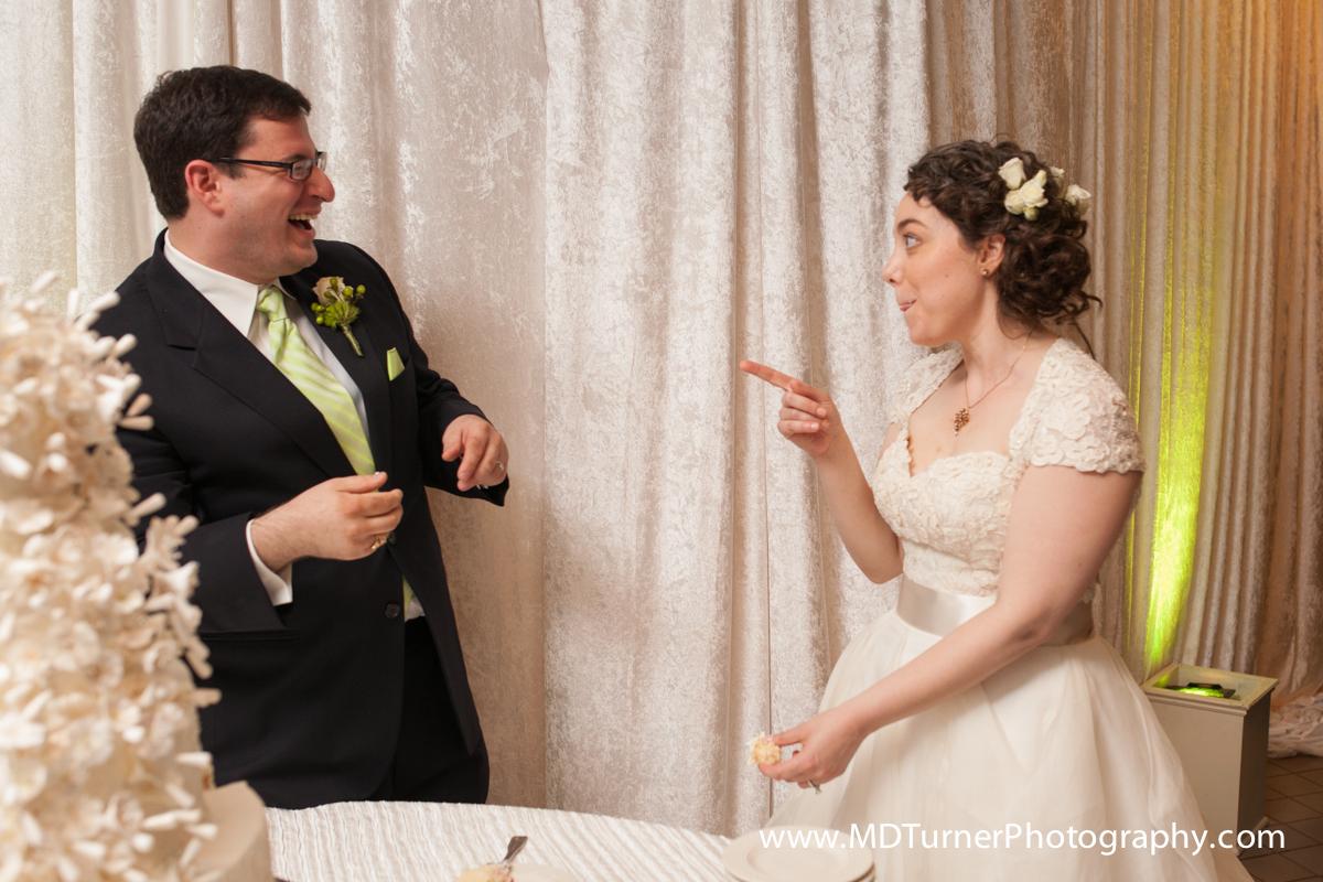 John and carla wedding